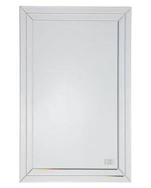 Rectangular Frameless Bathroom Vanity Mirror