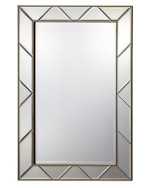 Polystyrene Framed Wall Mirror