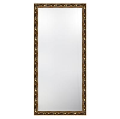 Gold Ornate Antique Wall Mirror