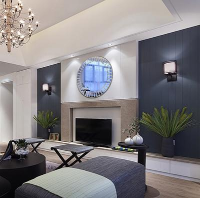 Round Living Room Mirrors